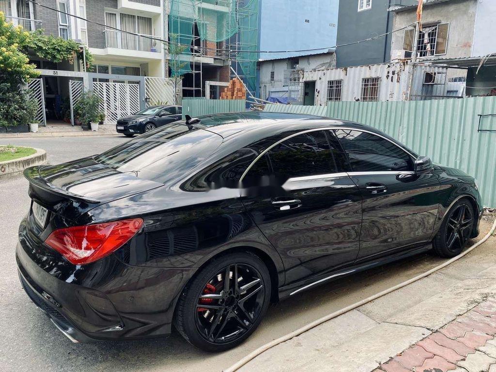 Cần bán Mercedes CLA45 AMG sản xuất năm 2014, màu đen (2)