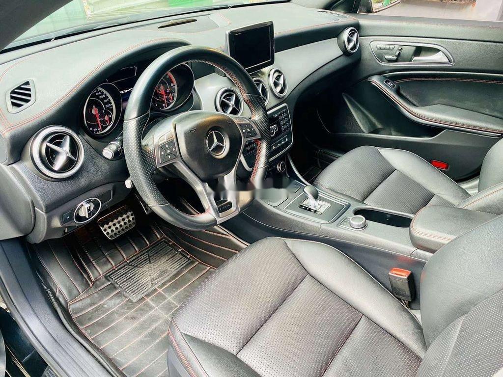 Cần bán Mercedes CLA45 AMG sản xuất năm 2014, màu đen (5)