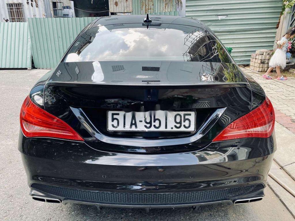 Cần bán Mercedes CLA45 AMG sản xuất năm 2014, màu đen (4)