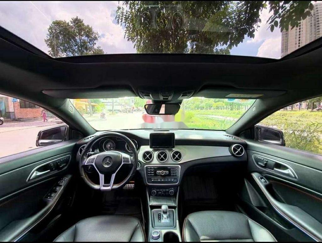 Cần bán Mercedes CLA45 AMG sản xuất năm 2014, màu đen (7)