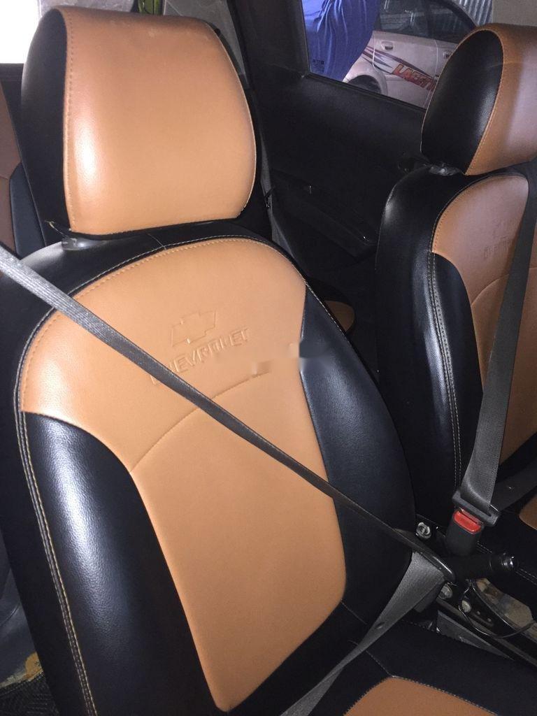 Cần bán gấp Chevrolet Spark 2012, màu xanh lam còn mới (3)