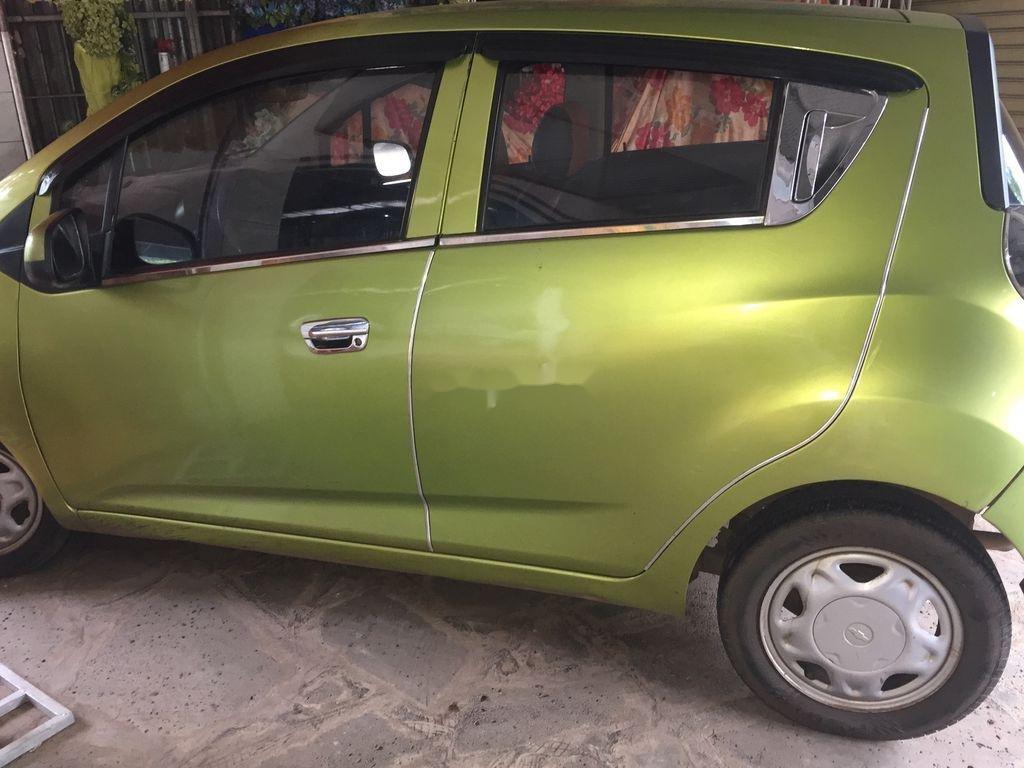 Cần bán gấp Chevrolet Spark 2012, màu xanh lam còn mới (1)