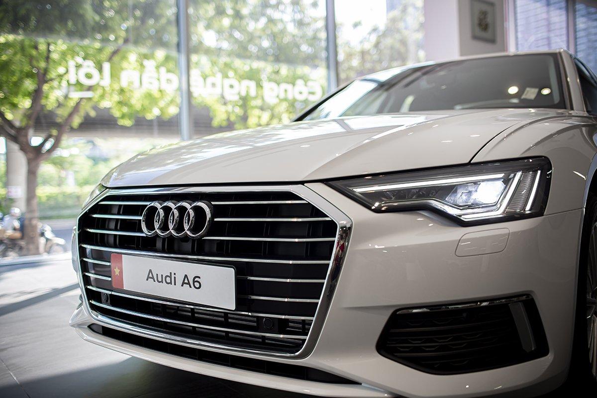 Ngoại thất xe Audi A6 2021 1.