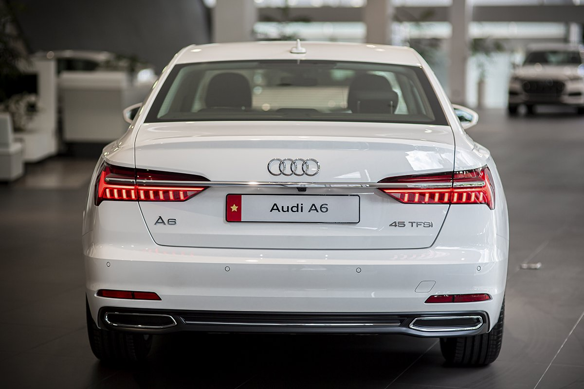 Ngoại thất xe Audi A6 2020 7.