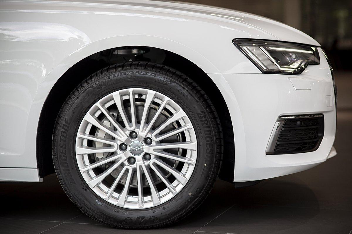 Ngoại thất xe Audi A6 2021 2.