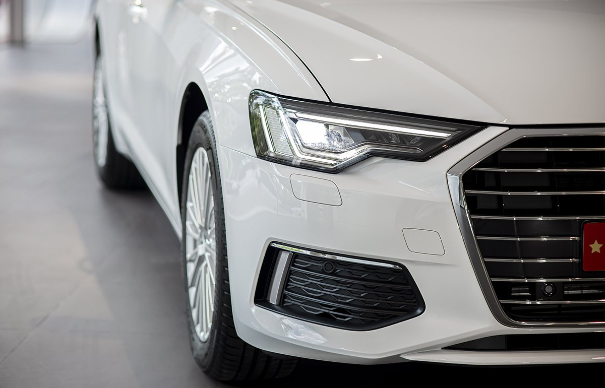 Ngoại thất xe Audi A6 2021 3.