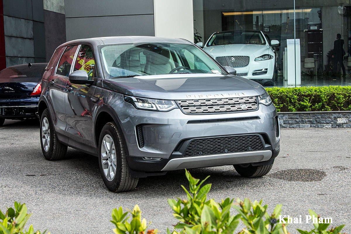 Giá xe Land Rover Discovery Sport mới nhất.