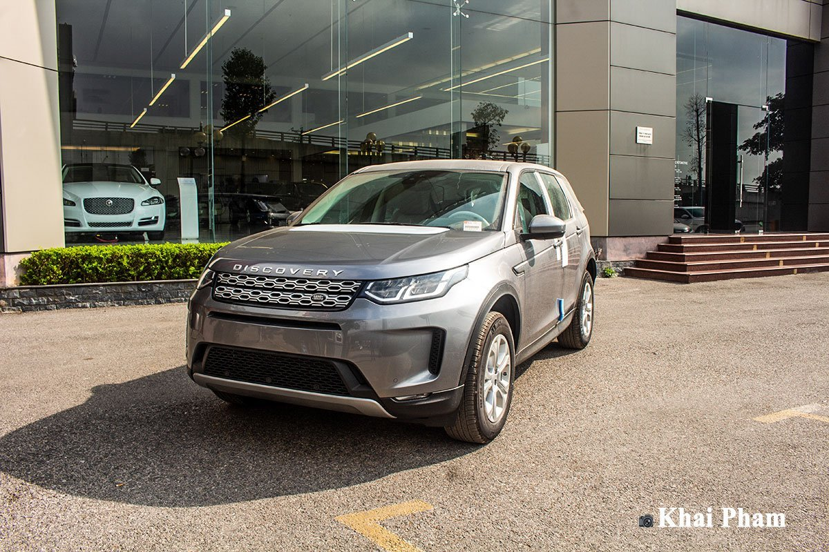 Ngoại thất xe Land Rover Discovery Sport 1.