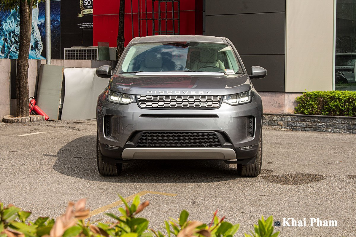 Ngoại thất xe Land Rover Discovery Sport.