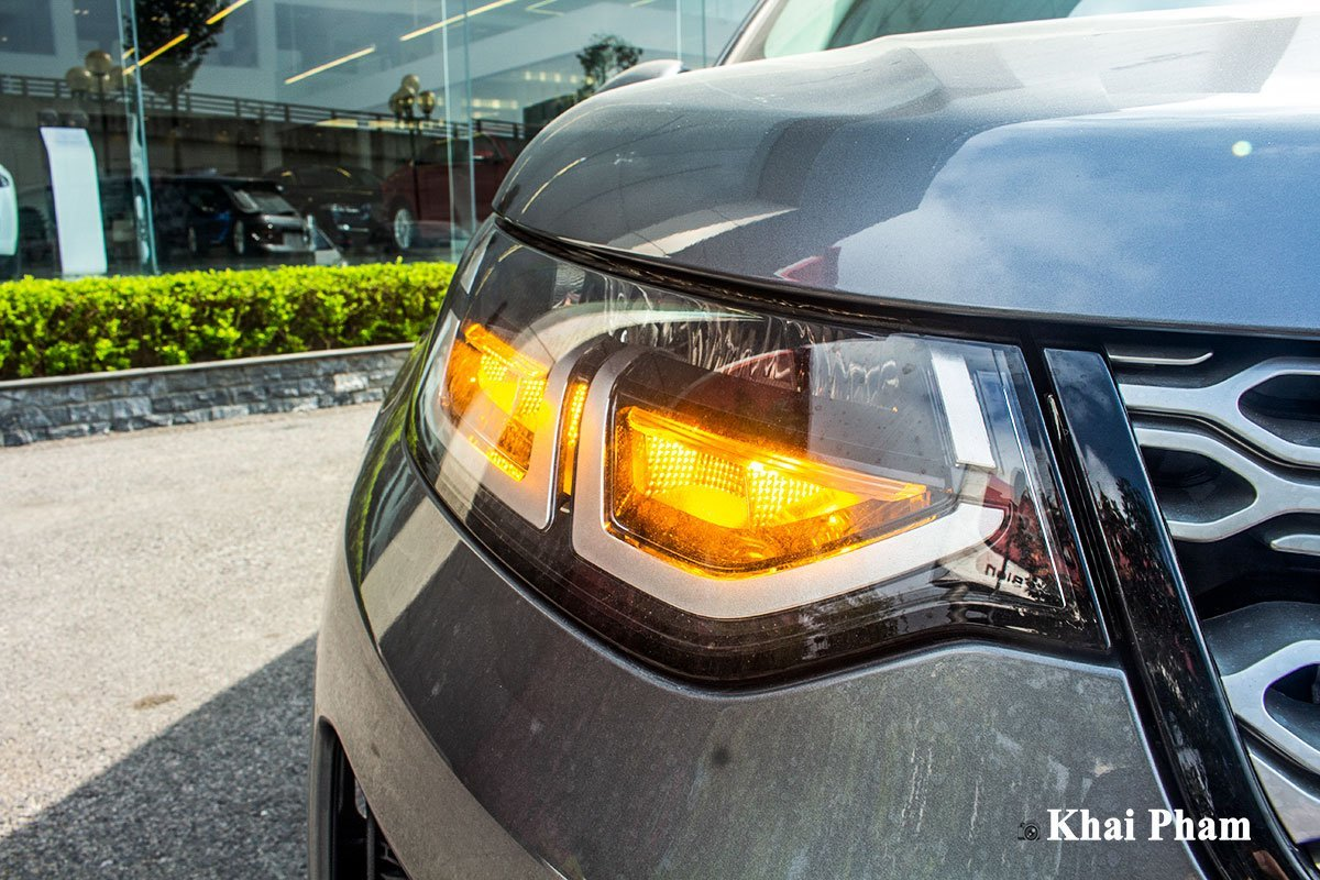 Ngoại thất xe Land Rover Discovery Sport 4.