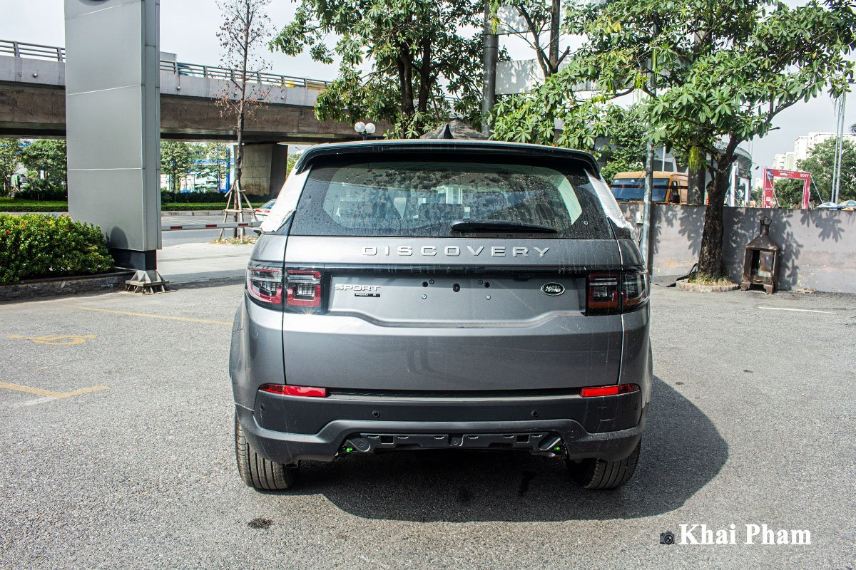 Ngoại thất xe Land Rover Discovery Sport 3.