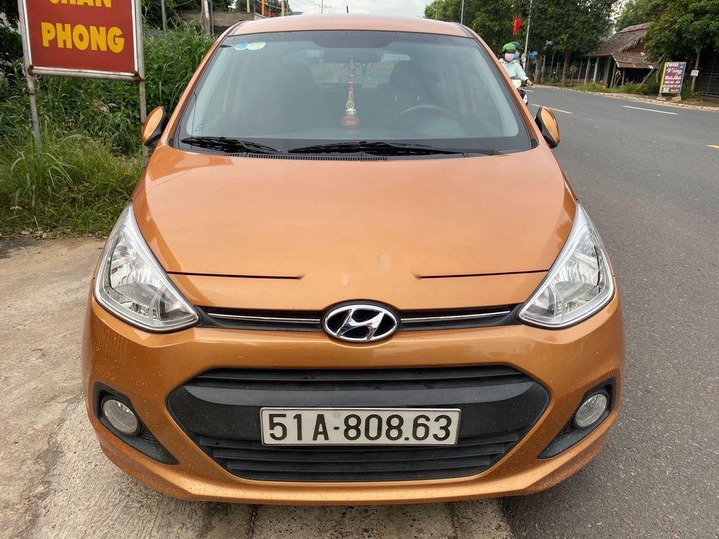 Cần bán Hyundai Grand i10 năm sản xuất 2014, nhập khẩu  (1)