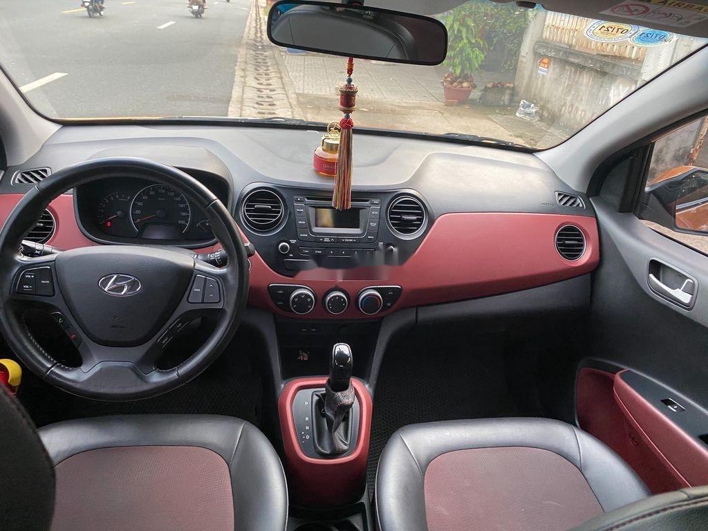 Cần bán Hyundai Grand i10 năm sản xuất 2014, nhập khẩu  (8)
