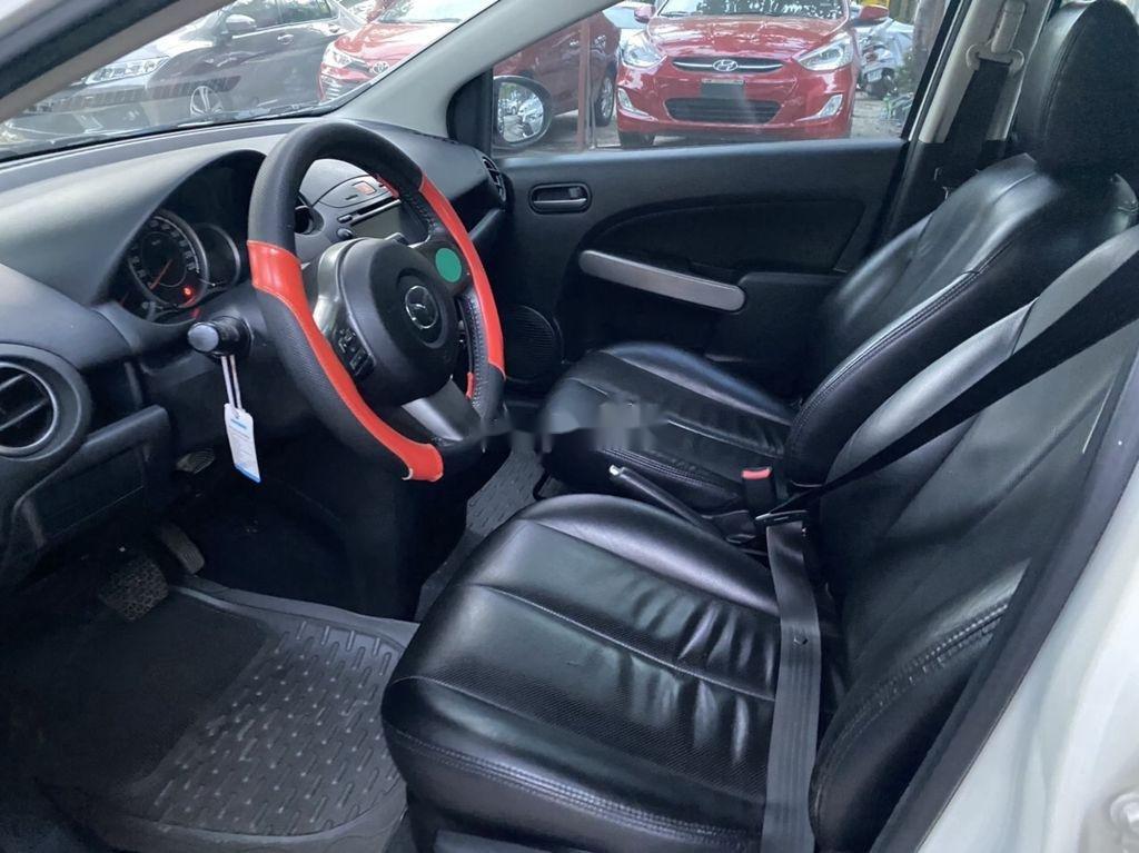Bán ô tô Mazda 2 đời 2014, màu trắng, giá tốt (8)