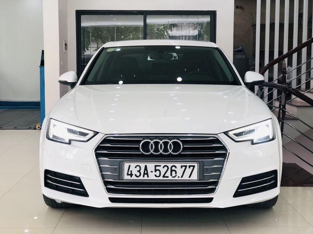 Cần bán lại xe Audi A4 sản xuất năm 2016, màu trắng, nhập khẩu (1)