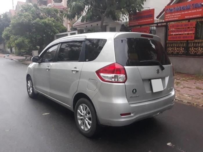 Bán Suzuki Ertiga 2016, màu bạc  (4)