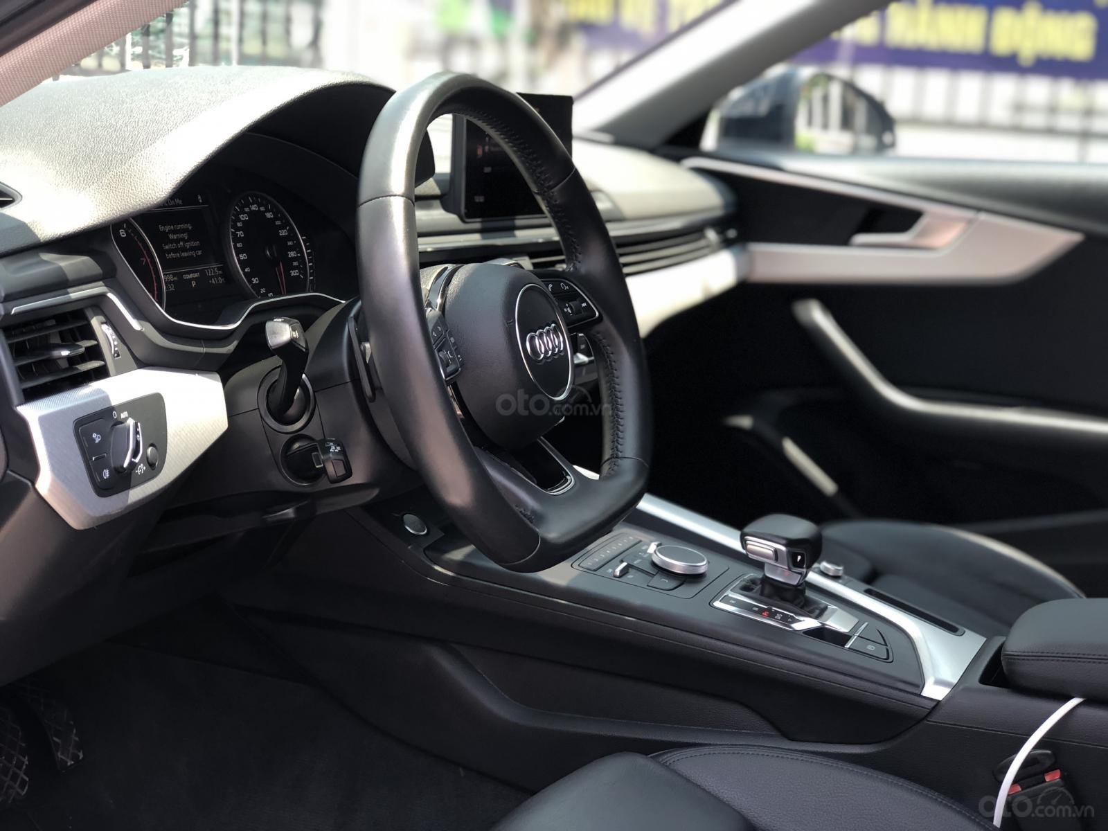 Bán Audi A4 TFSI model 2018, màu đen (11)