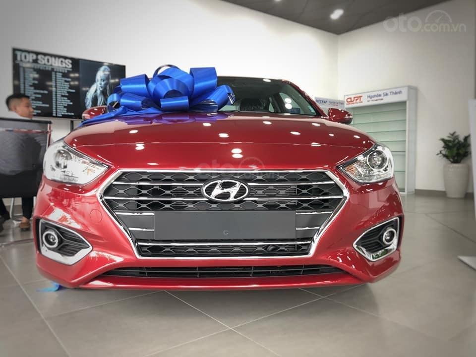 Hyundai Accent năm 2020, sẵn xe đủ màu giao ngay các bản - trả góp lên đến 85% giá trị xe - mua xe giá tốt nhất tại đây (4)