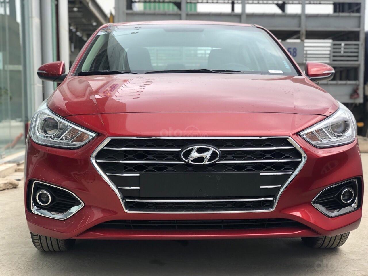 Hyundai Accent năm 2020, sẵn xe đủ màu giao ngay các bản - trả góp lên đến 85% giá trị xe - mua xe giá tốt nhất tại đây (1)
