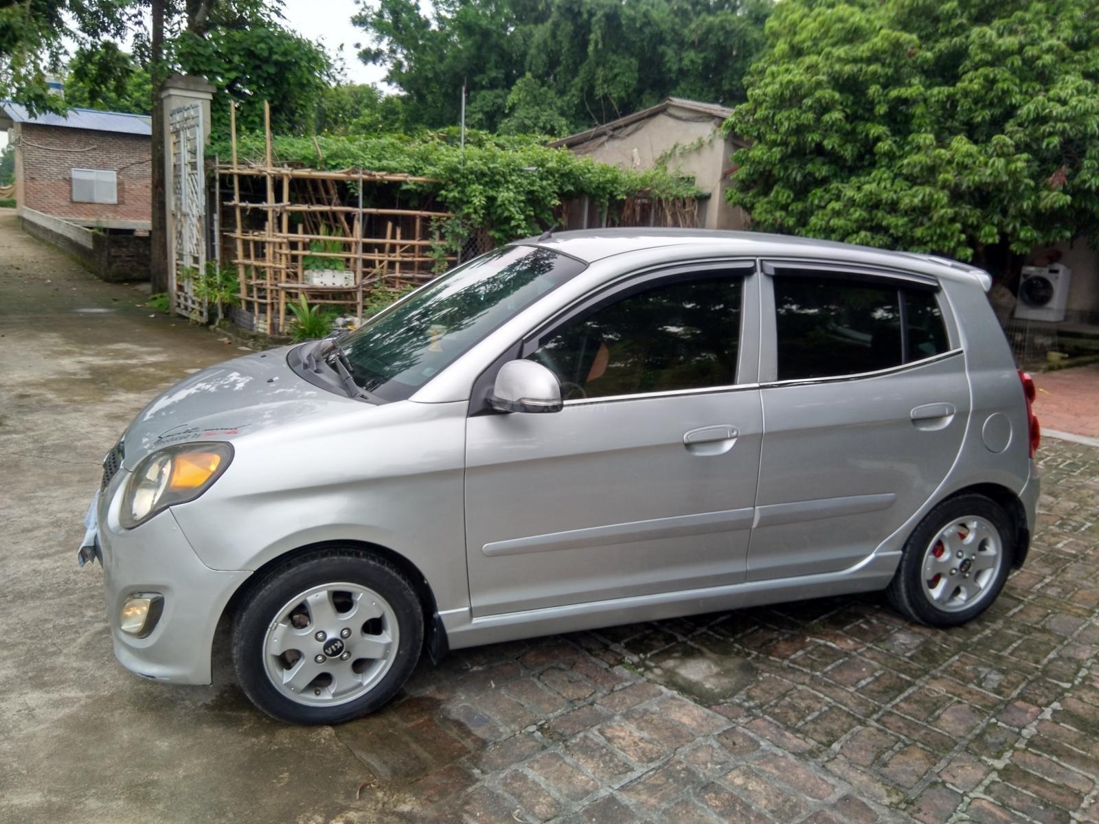 Chính chủ cần bán xe Kia Morning MT sx 2010 (3)