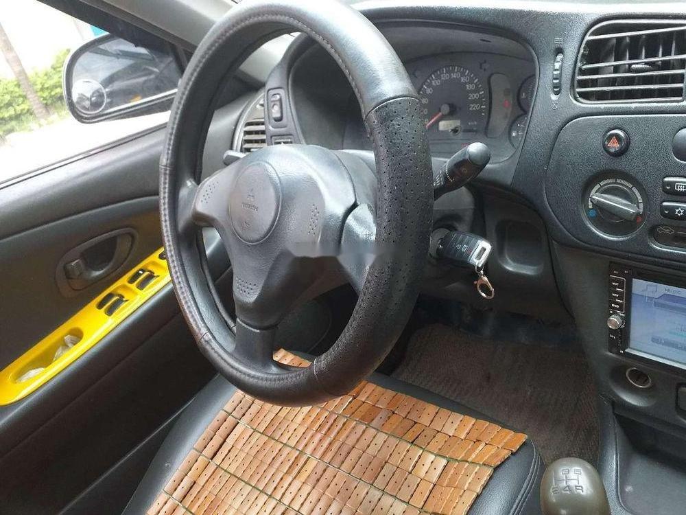 Bán ô tô Mitsubishi Lancer đời 2000, màu đen, giá tốt (4)