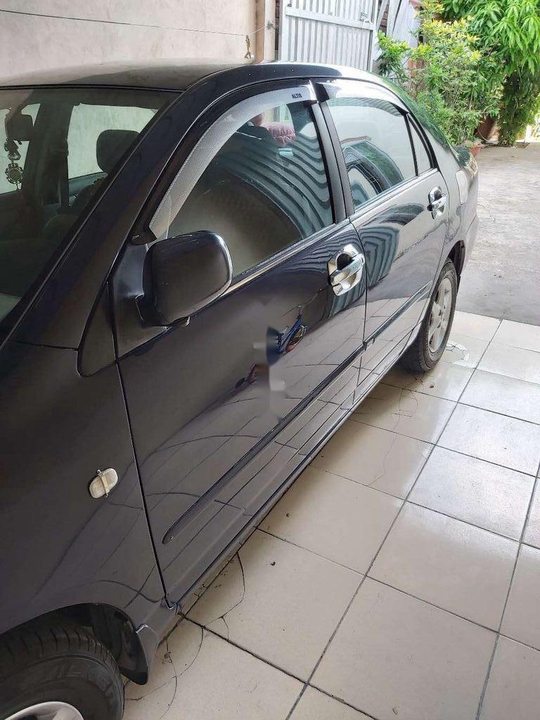 Bán Toyota Corolla Altis sản xuất 2002, giá chỉ 235 triệu (1)
