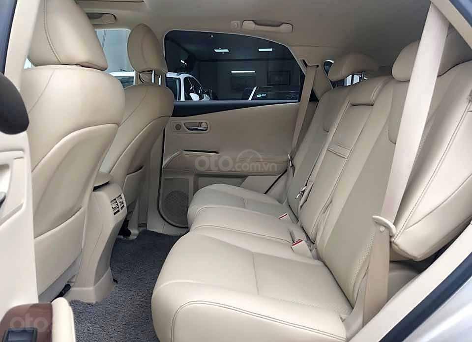 Bán Lexus RX 350 sản xuất 2014, màu vàng, nhập khẩu nguyên chiếc còn mới (5)
