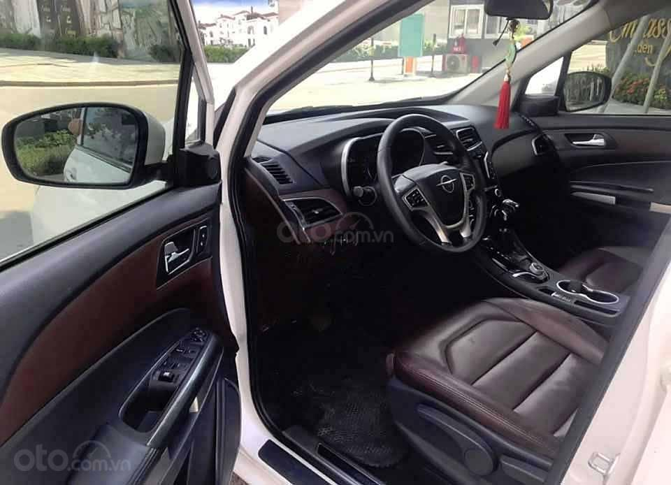 Cần bán lại xe Haima V70 1.5 AT sản xuất 2016, màu trắng, nhập khẩu còn mới (3)