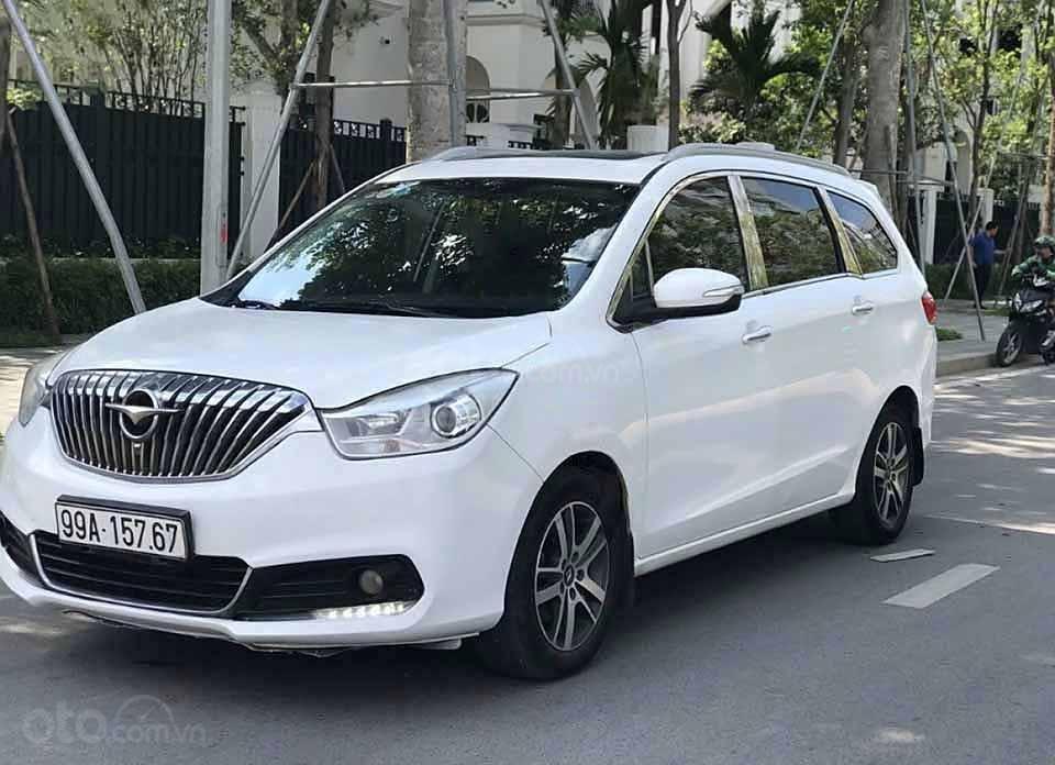 Cần bán lại xe Haima V70 1.5 AT sản xuất 2016, màu trắng, nhập khẩu còn mới (5)