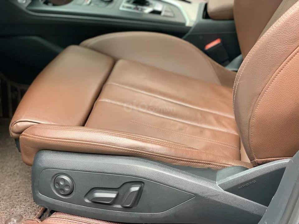 Bán Audi A4 năm 2016, màu trắng, nhập khẩu số tự động (7)