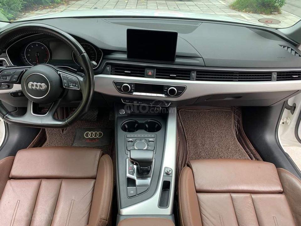 Bán Audi A4 năm 2016, màu trắng, nhập khẩu số tự động (5)