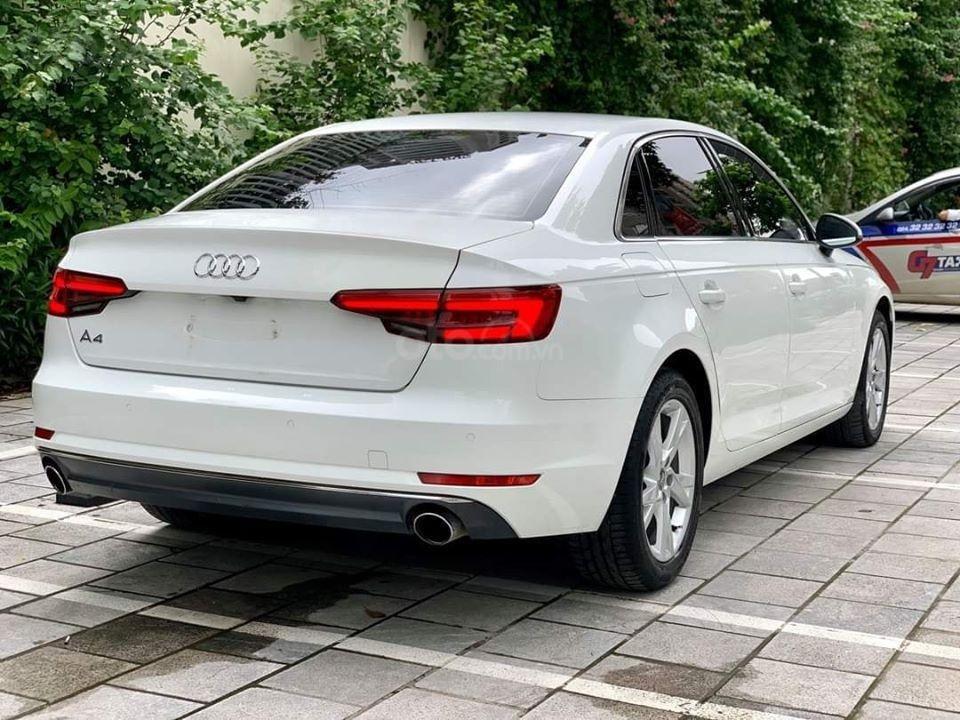 Bán Audi A4 năm 2016, màu trắng, nhập khẩu số tự động (4)