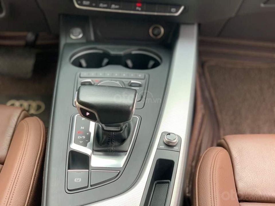 Bán Audi A4 năm 2016, màu trắng, nhập khẩu số tự động (8)