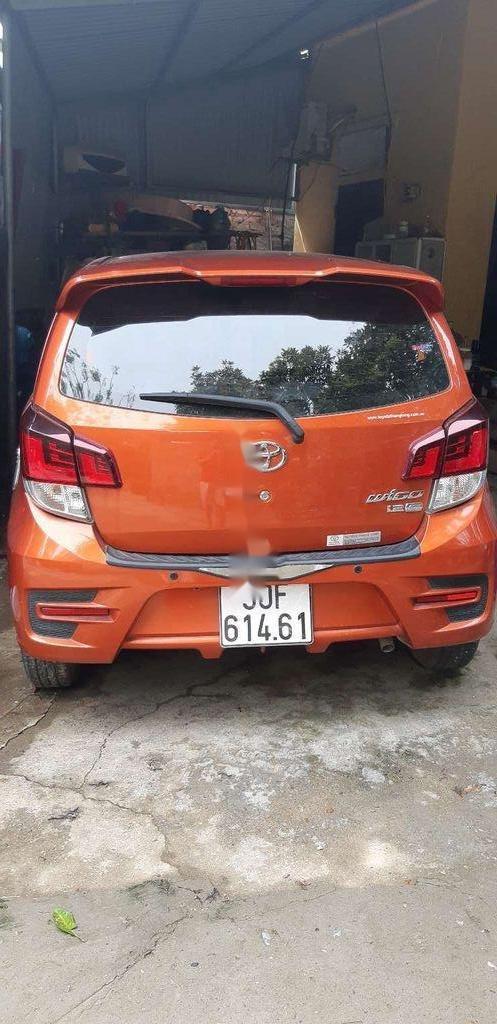 Bán Toyota Wigo năm sản xuất 2018, nhập khẩu nguyên chiếc còn mới (2)