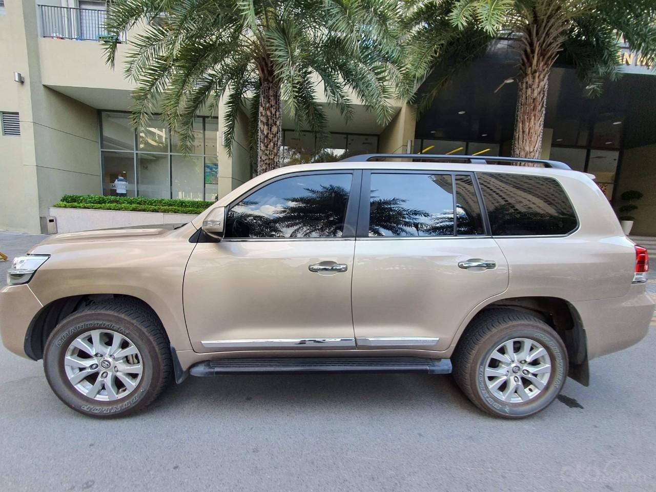 Cần bán xe Toyota Land Cruiser đời 2017 (1)