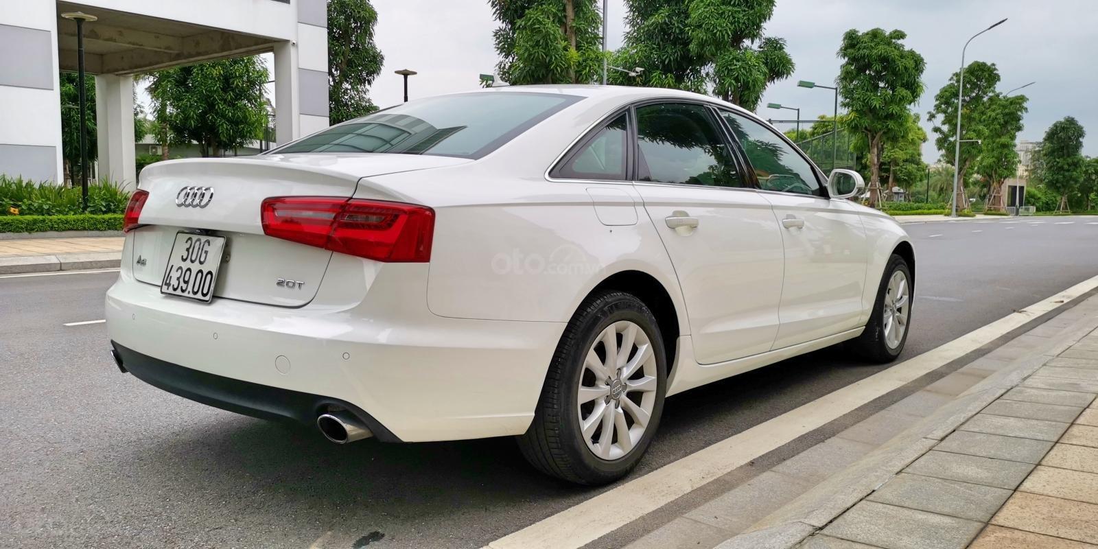 Audi A4 sản xuất năm 2013, giá 960tr (5)
