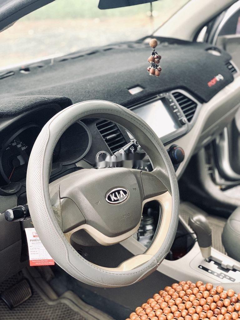 Bán ô tô Kia Morning sản xuất 2011, nhập khẩu, số tự động, 160tr (9)