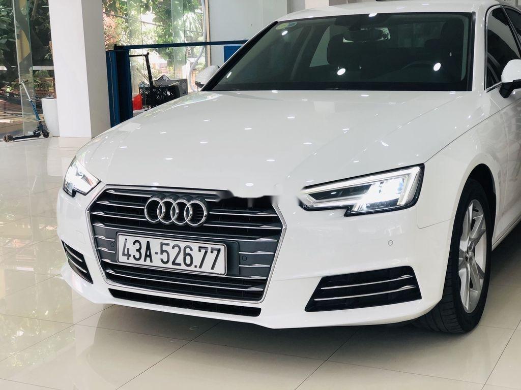 Cần bán lại xe Audi A4 sản xuất năm 2016, màu trắng, nhập khẩu (5)