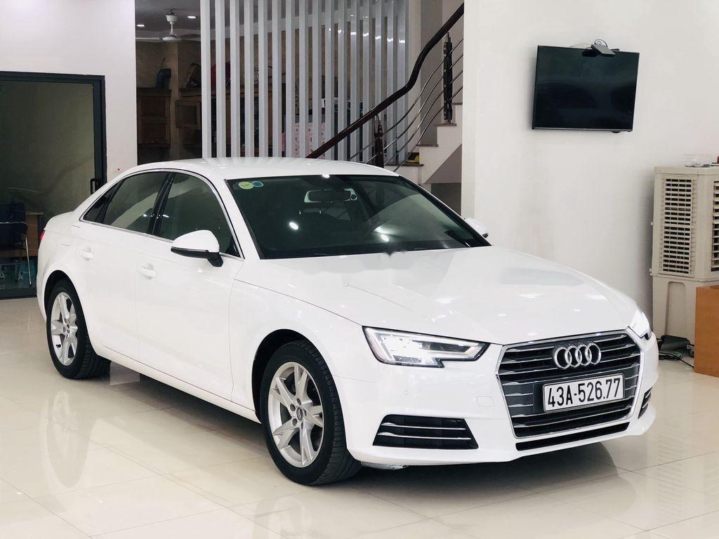 Cần bán lại xe Audi A4 sản xuất năm 2016, màu trắng, nhập khẩu (4)