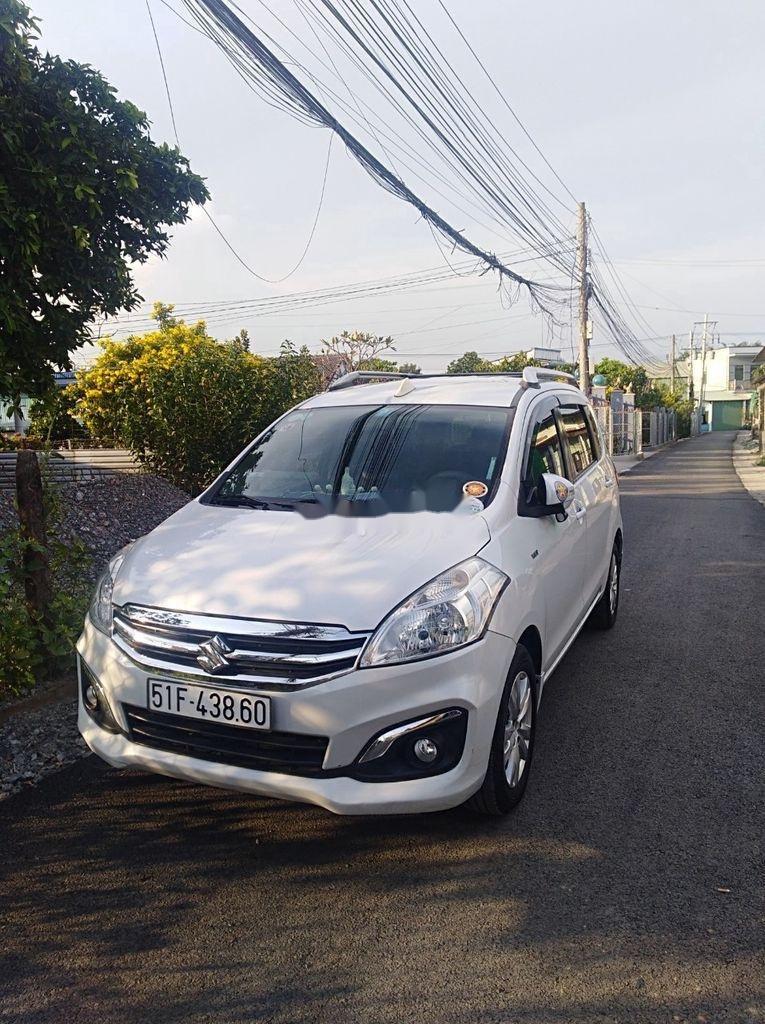 Bán Suzuki Ertiga sản xuất năm 2010, màu trắng, nhập khẩu (1)