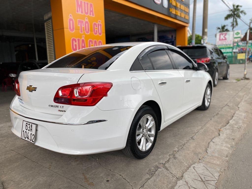 Bán ô tô Chevrolet Cruze đời 2016, màu trắng  (5)