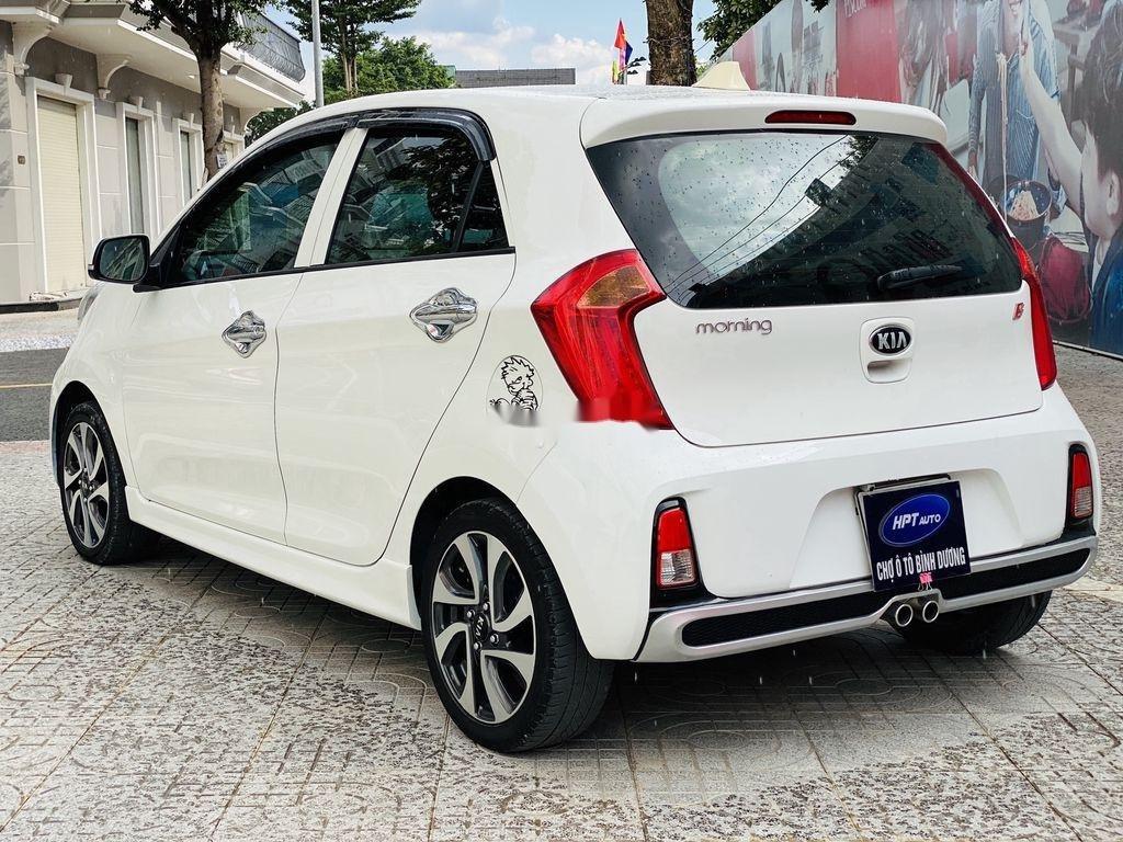 Cần bán lại xe Kia Morning năm 2018, màu trắng, 345 triệu (5)