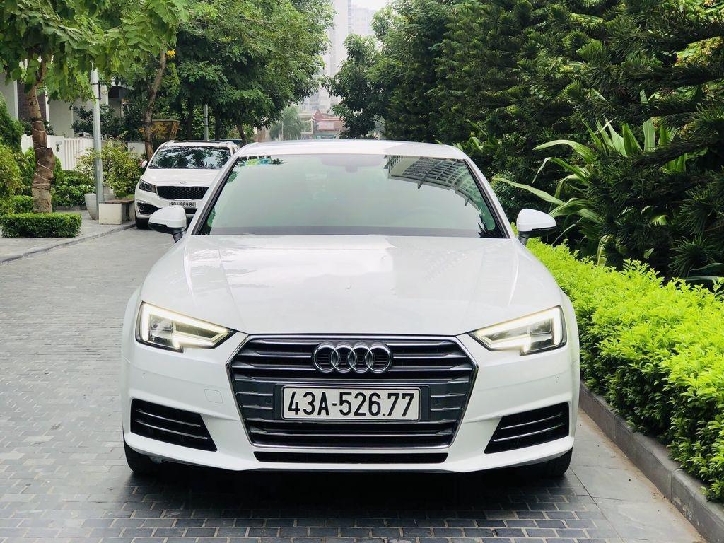 Cần bán lại xe Audi A4 sản xuất năm 2016, màu trắng, nhập khẩu (6)