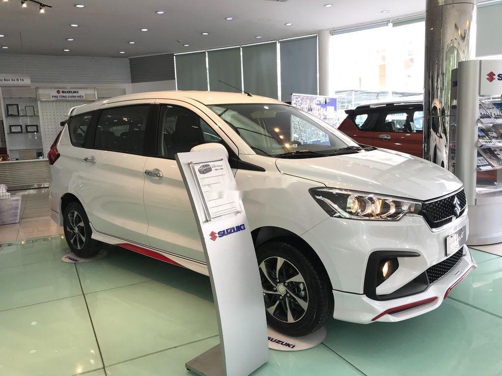 Bán ô tô Suzuki Ertiga đời 2020, màu trắng, nhập khẩu nguyên chiếc (2)