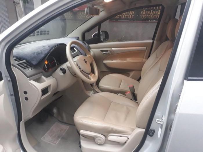 Bán Suzuki Ertiga 2016, màu bạc  (7)