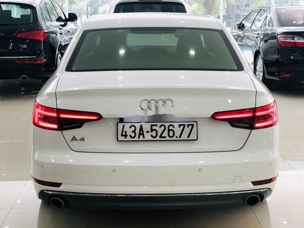 Cần bán lại xe Audi A4 sản xuất năm 2016, màu trắng, nhập khẩu (2)