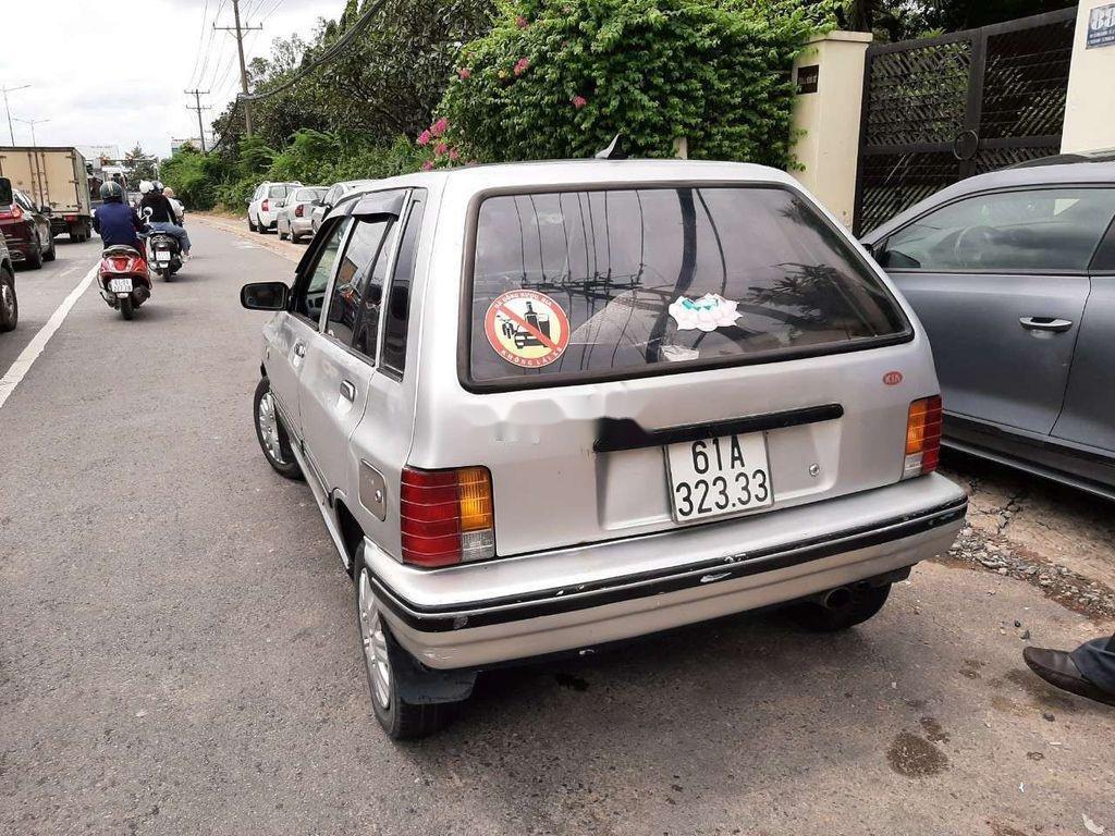 Bán xe Kia CD5 2004, màu bạc (1)
