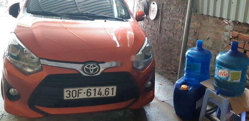 Bán Toyota Wigo năm sản xuất 2018, nhập khẩu nguyên chiếc còn mới (3)