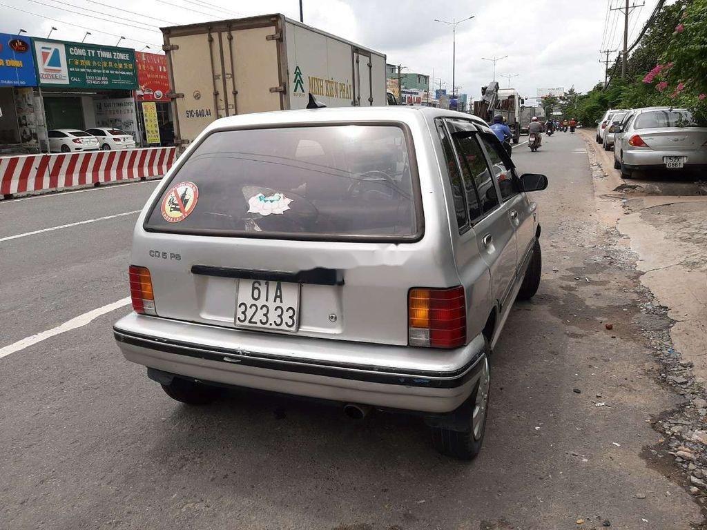 Bán xe Kia CD5 2004, màu bạc (8)
