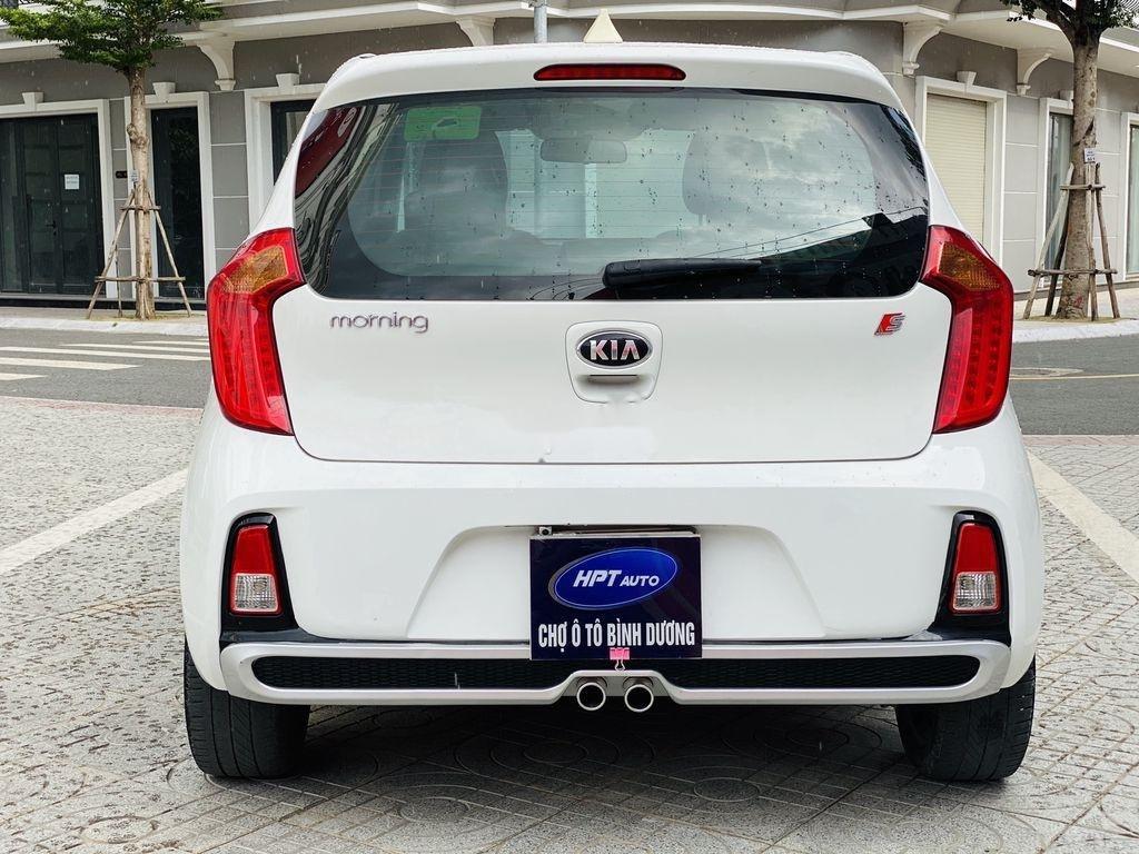 Cần bán lại xe Kia Morning năm 2018, màu trắng, 345 triệu (7)